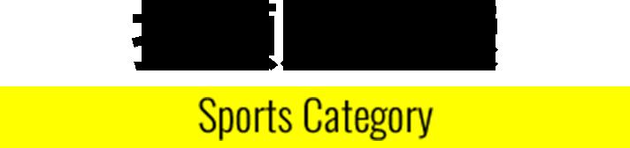 從範疇找的Sports Category